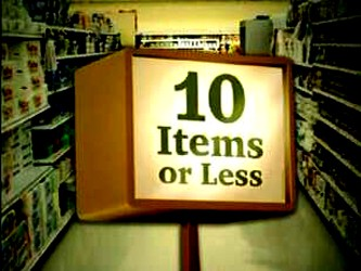 10 Items or Less tv show photo
