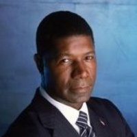 President David Palmer played by Dennis Haysbert