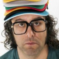 Frank Rossitano played by Judah Friedlander