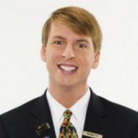 Kenneth Parcell played by Jack McBrayer