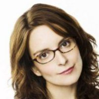 Liz Lemon played by Tina Fey