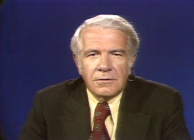 Harry Reasoner - Anchor(1970-8) photo
