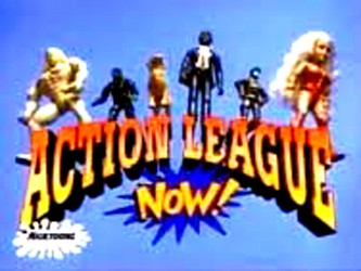 Action League Now!!! tv show photo