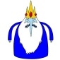 Ice King played by Tom Kenny