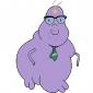 Lumpy Space Dad played by Tom Kenny