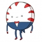 Peppermint Butler played by Steve Little