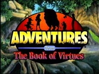 Adventures from the Book of Virtues tv show photo