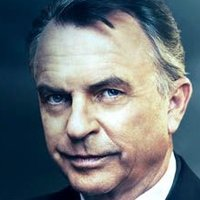 Emerson Hauser played by Sam Neill
