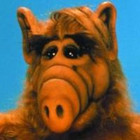 ALF played by Paul Fusco