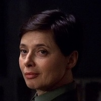 Katya Derevko played by Isabella Rossellini