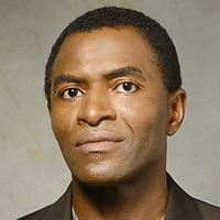 Marcus Dixon played by Carl Lumbly