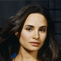 Nadia Santos played by Mía Maestro
