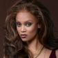 Tyra Banks played by Tyra Banks