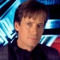Captain Dylan Hunt played by Kevin Sorbo