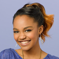 Chyna Sparks played by China Anne McClain