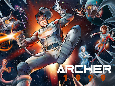 Archer tv show photo
