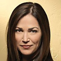 Claudia Joy Holden played by Kim Delaney
