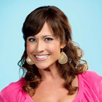 Lacey Hamilton played by Nikki Deloach