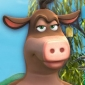 Bessy the Cow played by Wanda Sykes