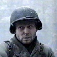 2nd Lt. Jack Foley played by Jamie Bamber