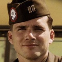 Capt. Ronald Speirs played by Matthew Settle