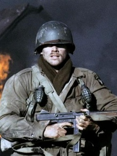 1st Lt. Norman Dike - Band of Brothers Characters - ShareTV