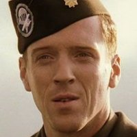 Maj. Richard D. Winters played by Damian Lewis