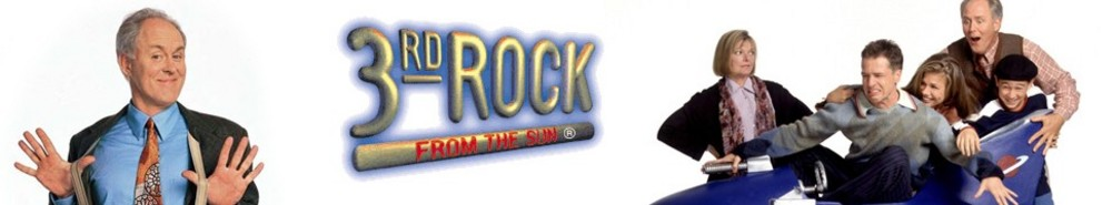 3rd Rock from the Sun TV Show Banner