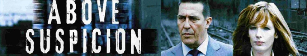 Above Suspicion (UK) TV Show Banner