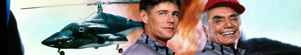 Airwolf TV Show Banner