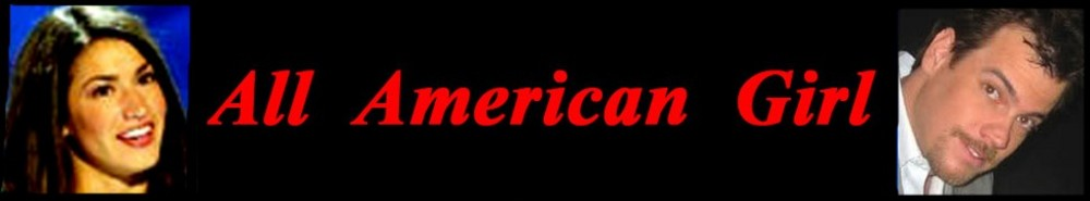 All American Girl TV Show Banner