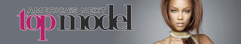 America's Next Top Model TV Show Banner