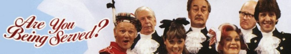 Are You Being Served? (UK) TV Show Banner