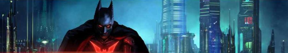 Batman Beyond TV Show Banner