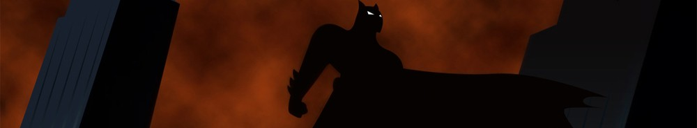 Batman: The Animated Series TV Show Banner