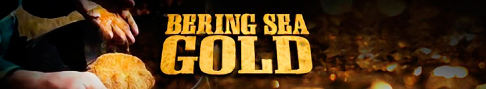 Bering Sea Gold TV Show Banner