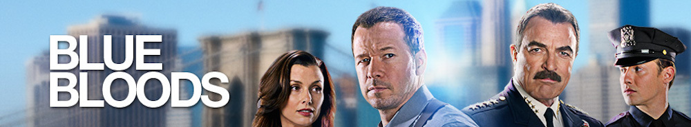 Blue Bloods TV Show Banner