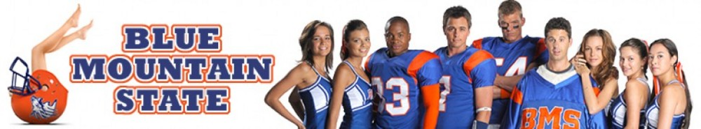 Blue Mountain State TV Show Banner