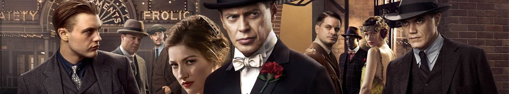 Boardwalk Empire TV Show Banner