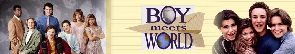 Boy Meets World TV Show Banner