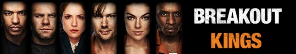 Breakout Kings TV Show Banner