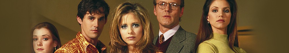 Buffy the Vampire Slayer TV Show Banner