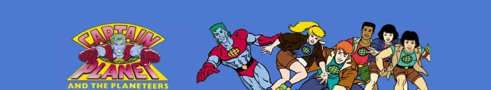 Captain Planet and the Planeteers TV Show Banner