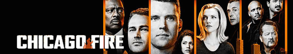 Chicago Fire TV Show Banner