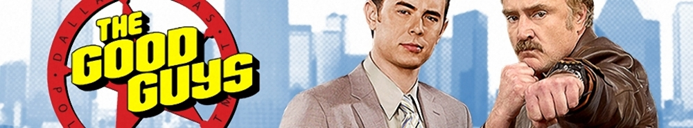 The Good Guys TV Show Banner