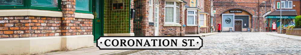 Coronation Street (UK) TV Show Banner