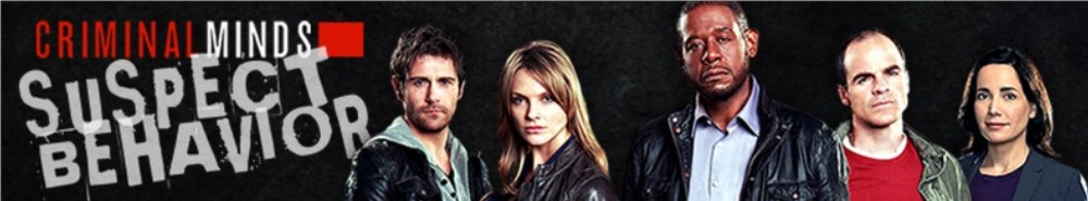 Criminal Minds: Suspect Behavior TV Show Banner