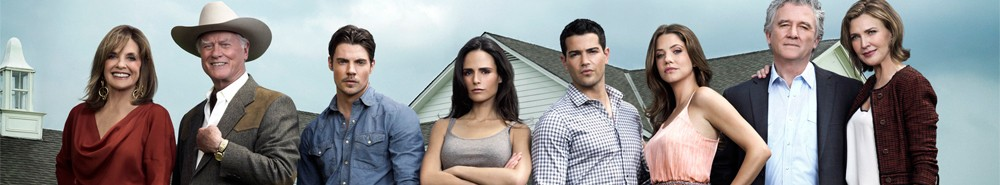 Dallas  TV Show Banner
