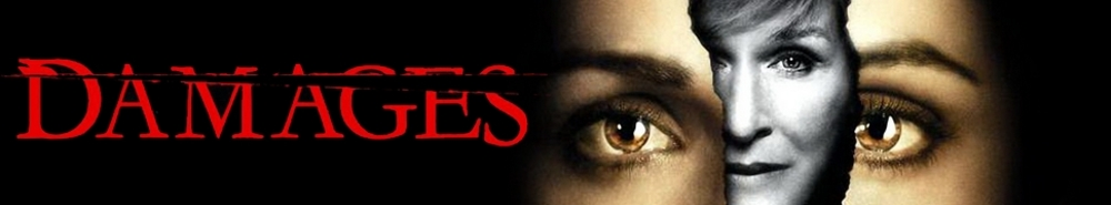 Damages TV Show Banner
