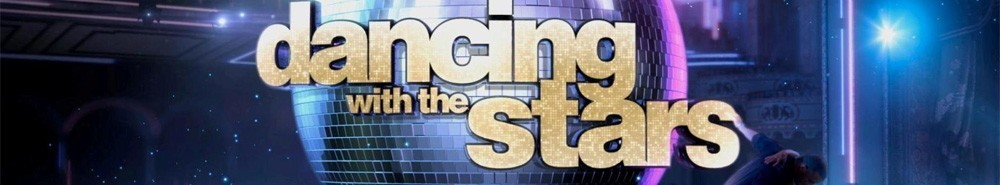 Dancing With the Stars TV Show Banner